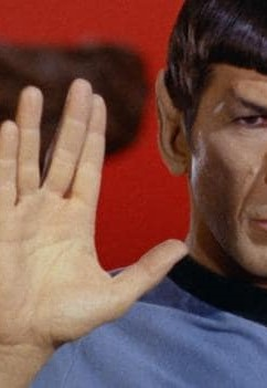Spock di Star Trek